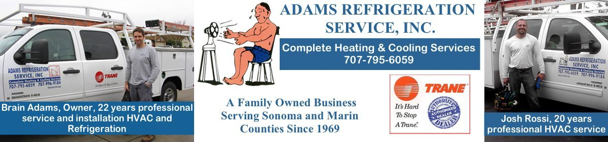 Adams Heating and Cooling