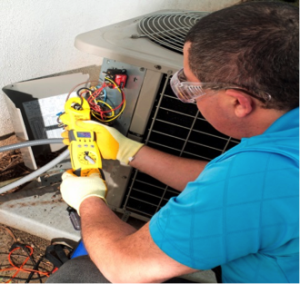 Adams Heating & Cooling Safety Inspection